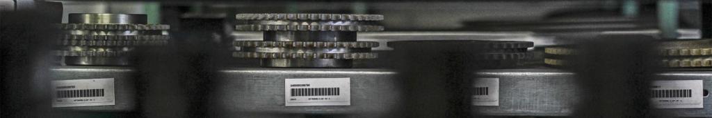 Mechanische componenten - Ketting en toebehoren - Kettingwielen - Taperlock