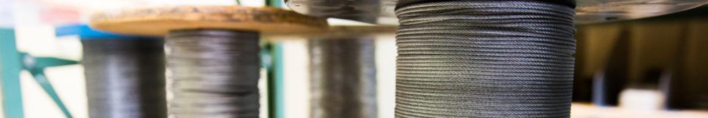 Mechanische componenten - Staalkabel
