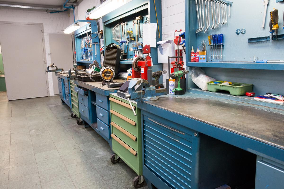 Services - werkplaats herstelling en onderhoud van ventilatoren