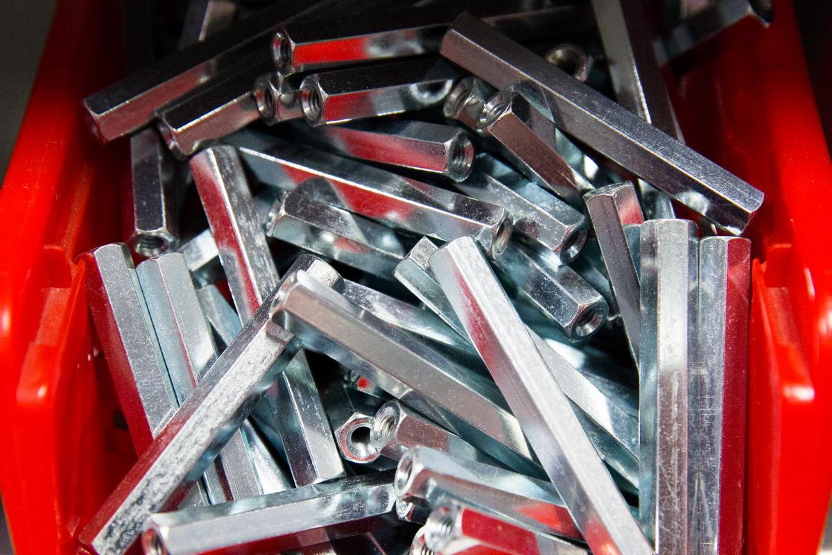 Mechanische Componenten - Bevestigingsmaterialen