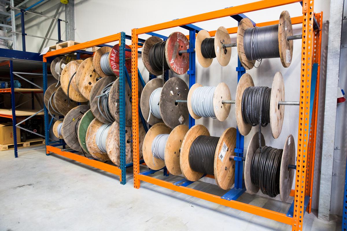 Elektrische Componenten - Elektrische kabel en toebehoren