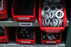 Mechanische componenten - bevestigingsmaterialen 10