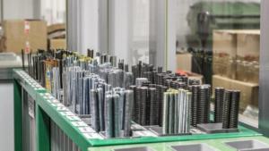 Mechanische componenten - Bevestigingsmaterialen - Draadstangen