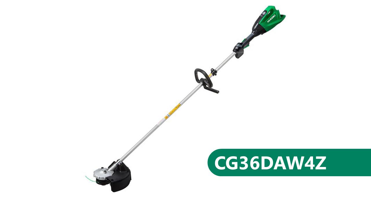 Hikoki CG36DAW4Z Accu Grastrimmer D-greep