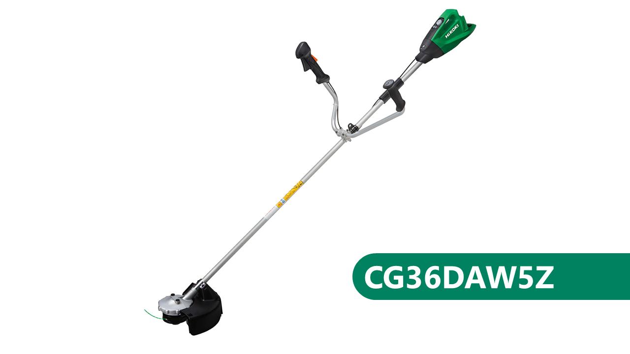 Hikoki CG36DAW4Z Accu Grastrimmer U-greep