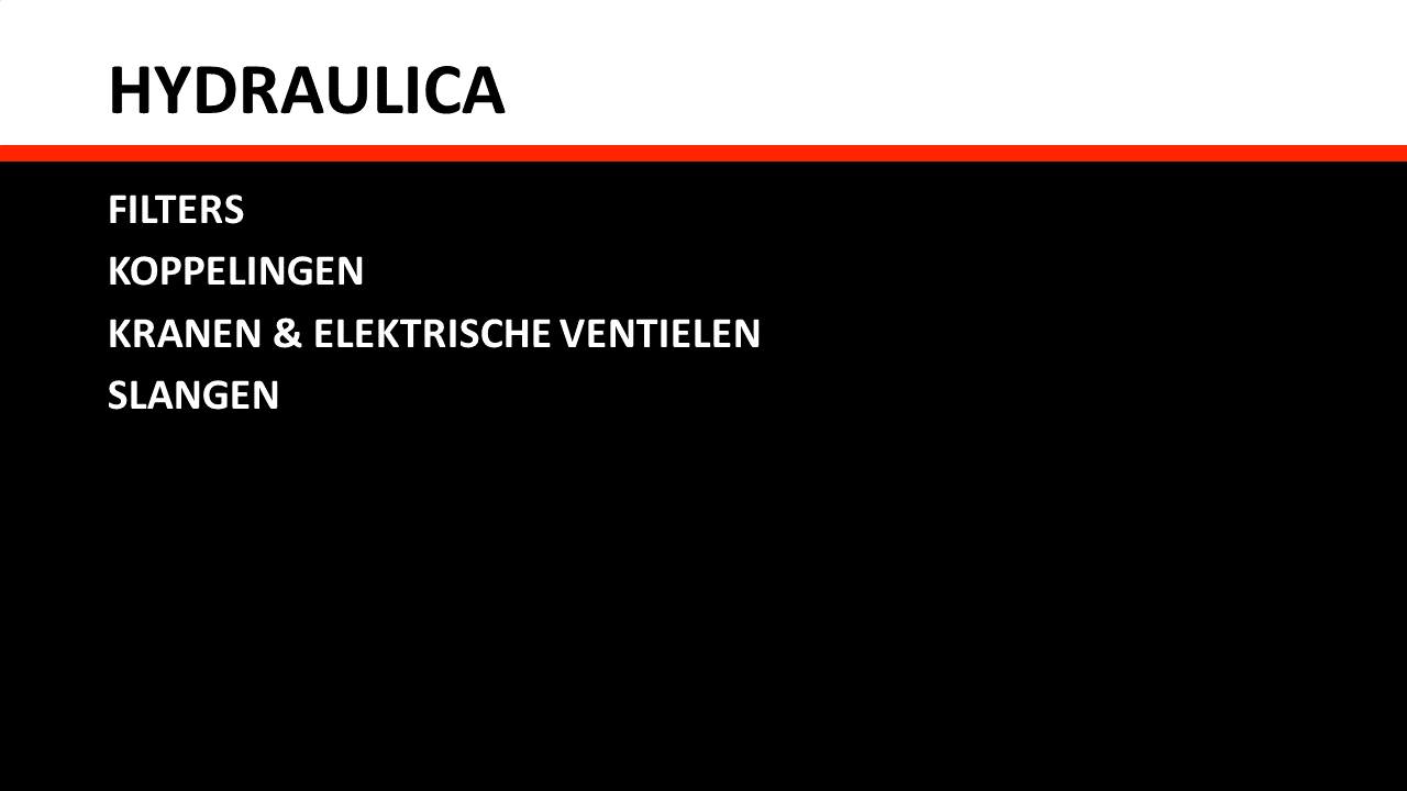 Piessens Electro Industrie - Hydraulica
