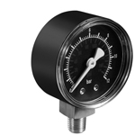 Pneumatica - Manometers - Manometer met onderaansluiting