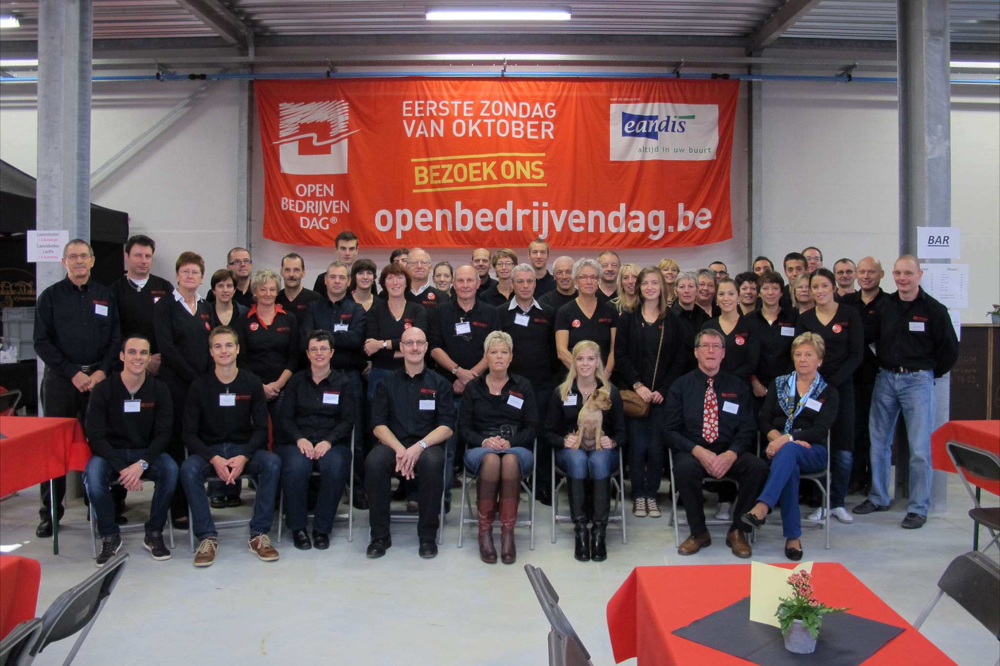 Open Bedrijvendag 7 oktober 2012