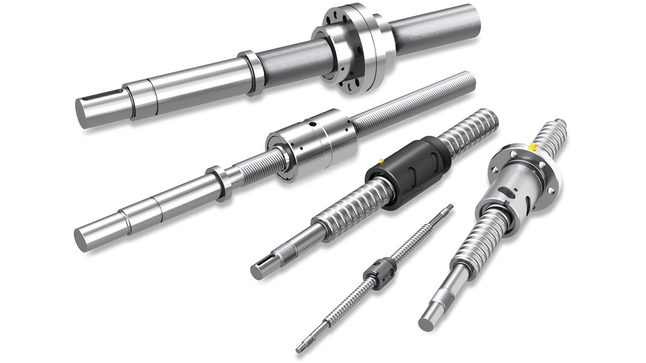 Ewellix - Ball and roller screws